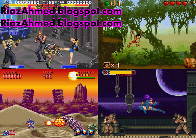 SEGA PC GAMES PACK (80 Old Games Collection) FREE DOWNLOAD